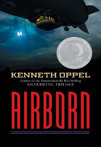 Airborn, Book Cover