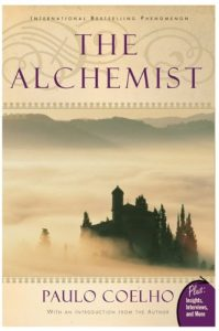 Alchemist, Book Cover