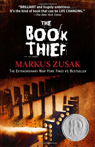 The Book Thief, Book Cover