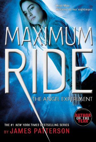 Maximum Ride Angel Experiment, Book Cover
