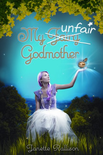 My Unfair Godmother, Book Cover
