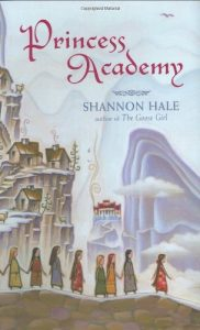 Princess Academy, Book Cover