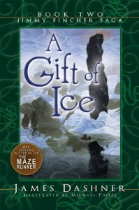A Gift of Ice, Book Cover