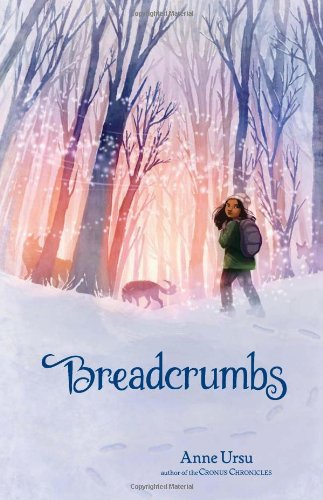 Breadcrumbs, Book Cover
