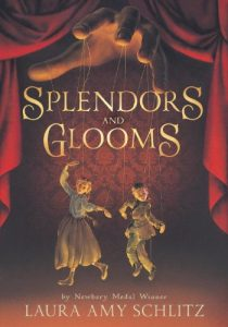 Splendors and Glooms, Book Cover