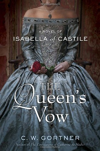 The Queen's Vow, Book Cover