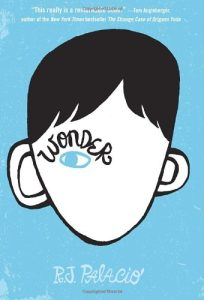 Wonder, Book Cover