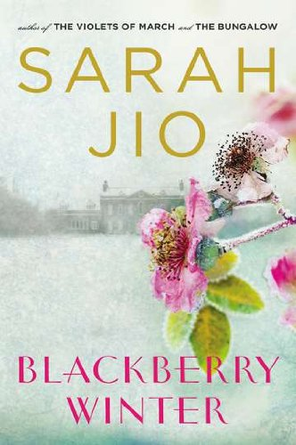 Blackberry Winter, Book Cover