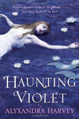 Haunting Violet, Book Cover