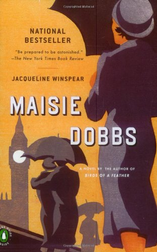 Maisie Dobbs, Book Cover