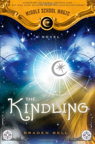 The Kindling, Book Cover