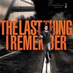 The Last Thing I Remember, Book Cover