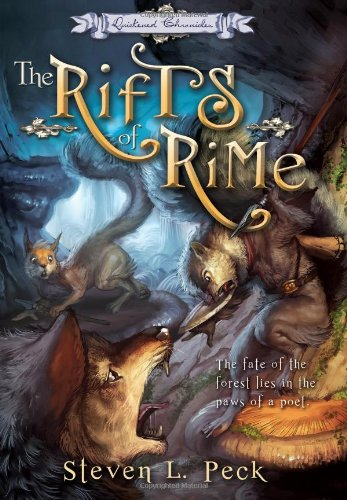 The Rifts of Rime, Book Cover