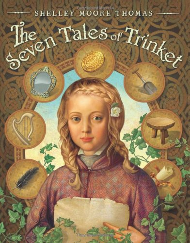 The Seven Tales of Trinket, Book Cover