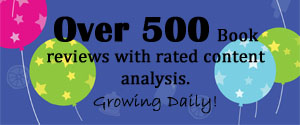 Picture - Over 500 book reviews with rated content analysis