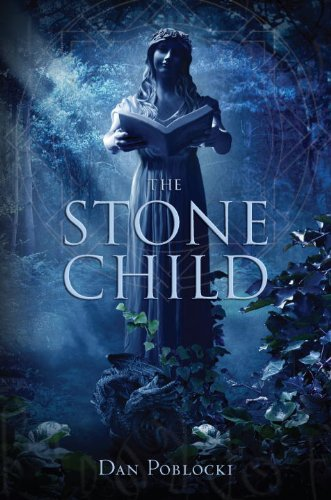 The Stone Child, Book Cover