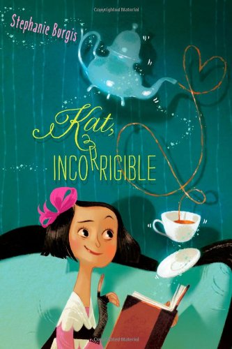 Kat, Incorrigible - Book Cover