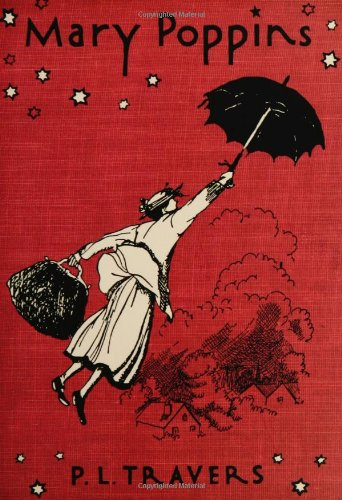 Mary Poppins, Book Cover