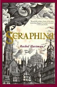 Seraphina, Book Cover