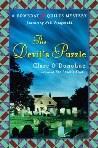The Devil's Puzzle, Book Cover