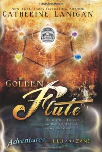 The Golden Flute, Book Cover