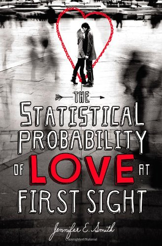 The Statistical Probability of Love at First Sight, Book Cover