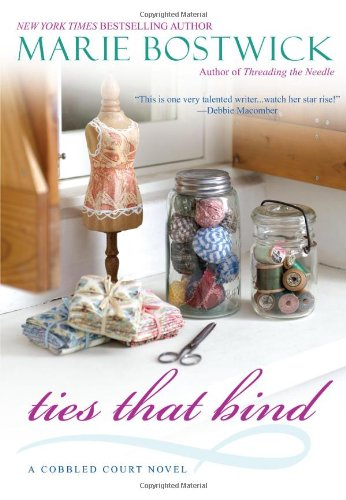 Ties that Bind, Book Cover