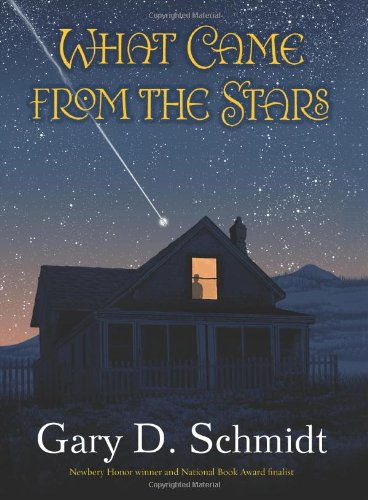 What Came From the Stars, Book Cover