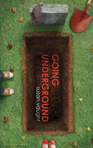Going Underground, Book Cover