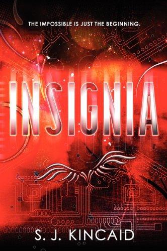 Insignia, Book Cover