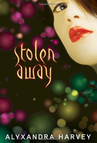 Stolen Away, Book Cover