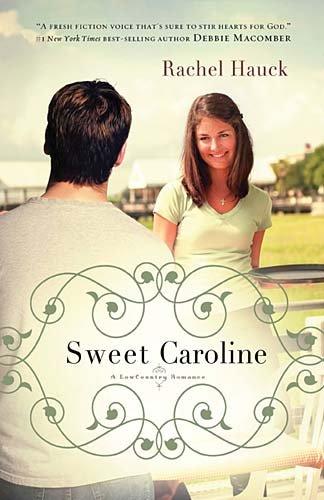 Sweet Caroline, Book Cover