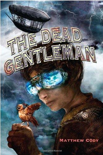 The Dead Gentleman, Book Cover
