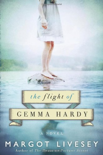 The Flight of Gemma Hardy, Book Cover