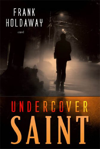 Undercover Saint, Book Cover