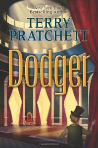 Dodger, Book Cover