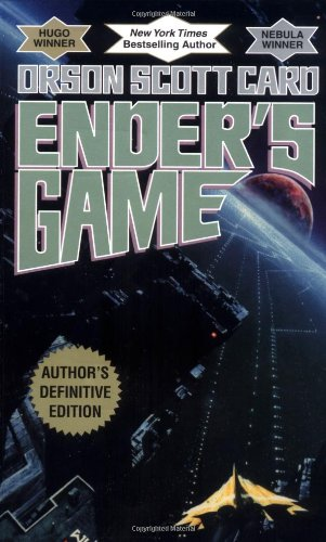 Ender's Game, Book Cover