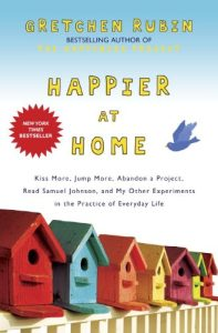 Happier at Home, Book Cover