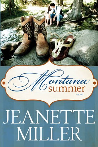 Montana Summer, Book Cover
