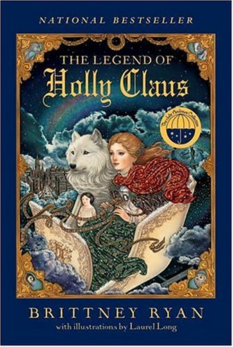 The Legend of Holly Claus, Book Cover
