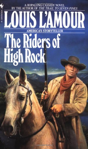 The Riders of High Rock, Book Cover