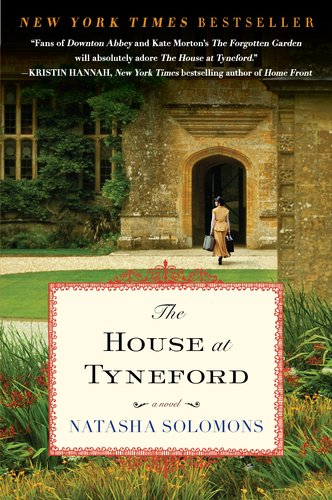 The House at Tyneford, Book Cover