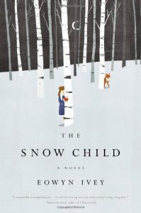 The Snow Child, Book Cover
