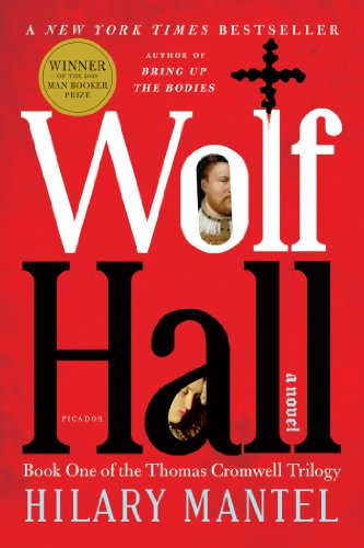 Wolf Hall, Book Cover