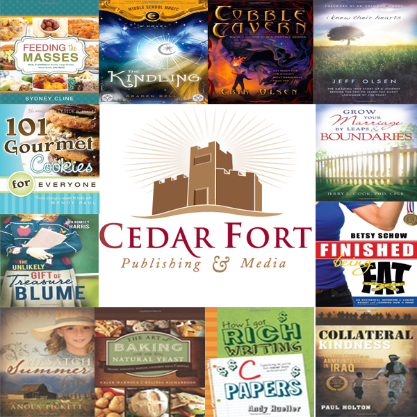 Cedar Fort Publishing Prize Package for Compass Book Ratings Library Giveaway 2013