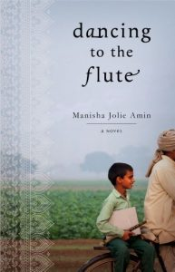Dancing to the Flute, Book Cover