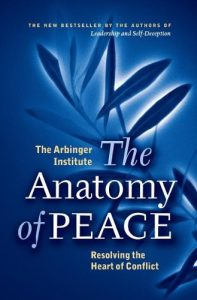 The Anatomy of Peace, Book Cover
