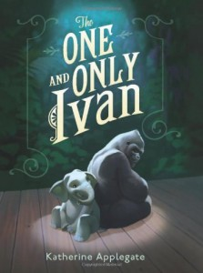The One and Only Ivan, Book Cover