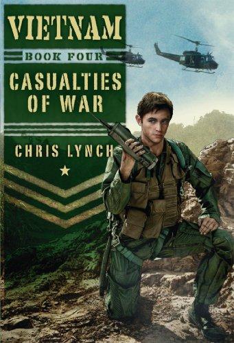 Vietname#4: Casualties of War, Book Cover
