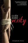Code Name Verity, Book Cover